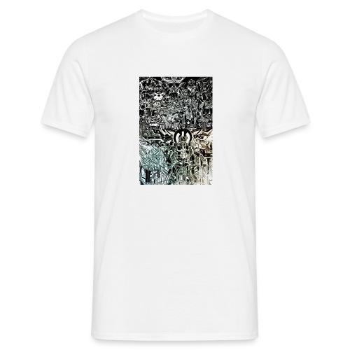 2018 02 17 18 30 40 - Mannen T-shirt