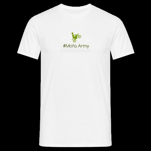 Mofa Army (Grün) - Männer T-Shirt