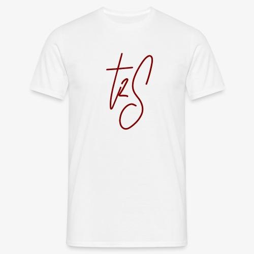 Sign Bordeaux - T-shirt Homme