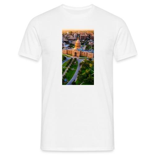 Citta - Maglietta da uomo
