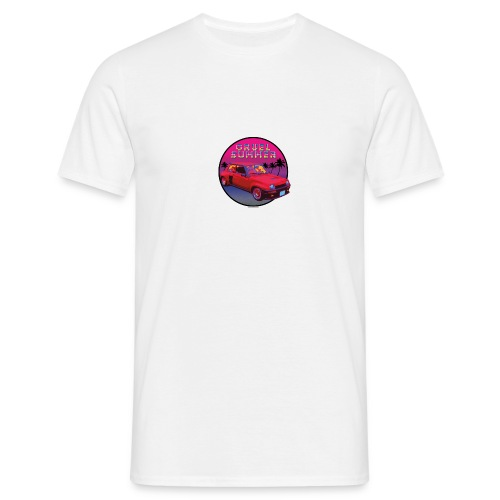 R5 Turbo vintage - Cruel Summer. Bananarama - Camiseta hombre