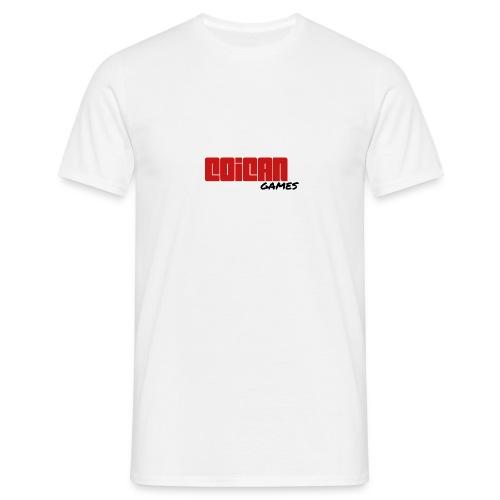 Coican Games - Logo Completo - Camiseta hombre