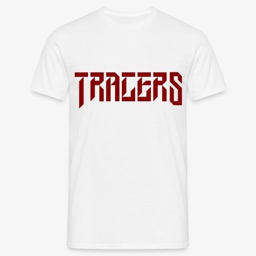 Tracers Bordeaux - T-shirt Homme
