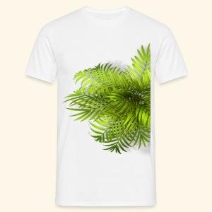 Palm T Shirt - Männer T-Shirt