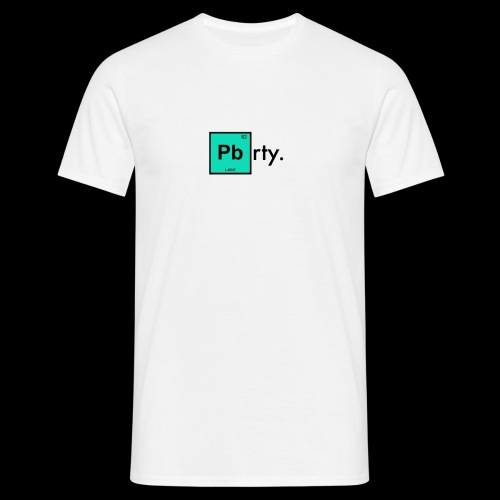 Chemistry Top. - Men's T-Shirt
