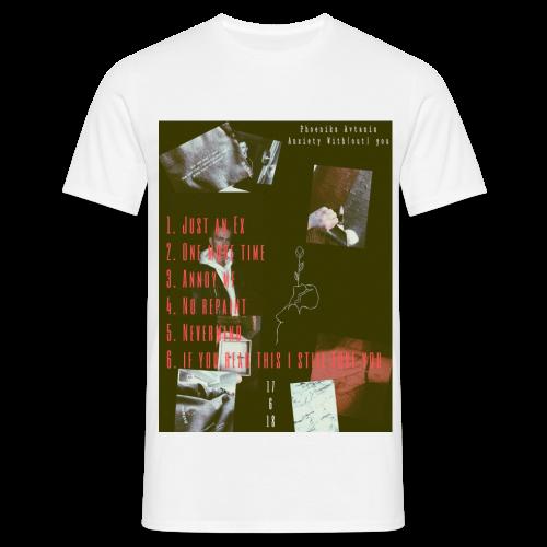 anxiety.proto - Männer T-Shirt