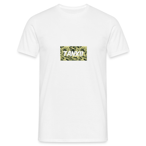 Camo Logo - Men's T-Shirt