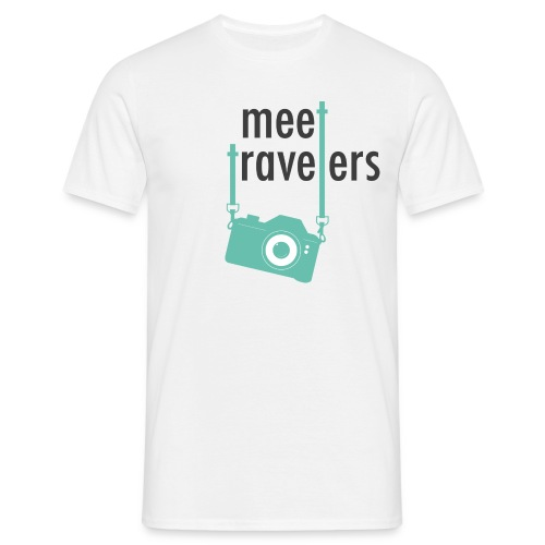 meet-travelers - T-shirt Homme
