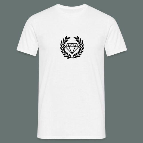 Black diamond Logo - Men's T-Shirt