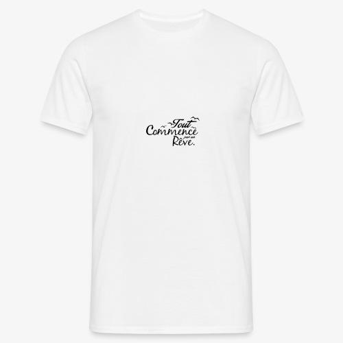 un reve - T-shirt Homme