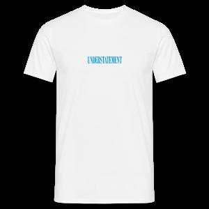UNDERSTATEMENT - Maglietta da uomo