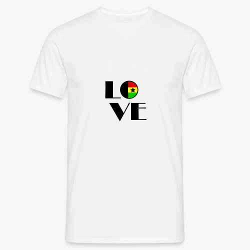 Love Ghana - Men's T-Shirt