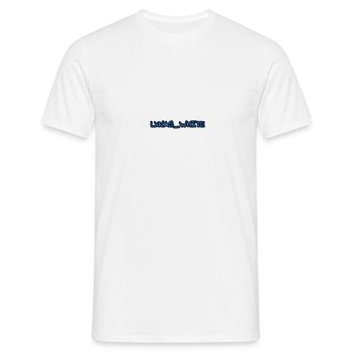 grafiti lxkas Logo - Männer T-Shirt