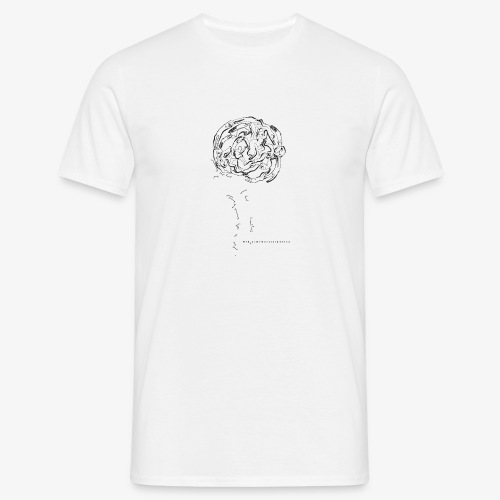 grafica t shirt nuova - Maglietta da uomo