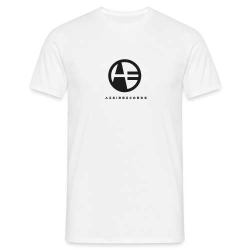 LOGO black - Men's T-Shirt