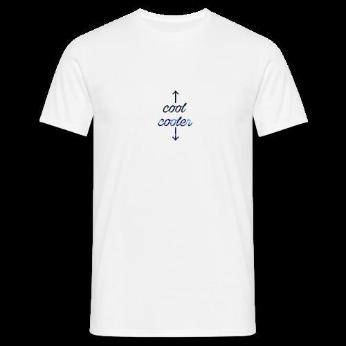 CoolCooler - Maglietta da uomo