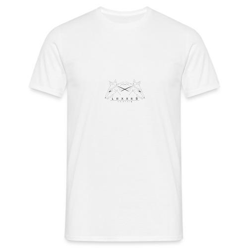 Logo Wolf - Männer T-Shirt