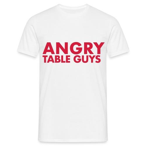 angrytableguys.com - Männer T-Shirt