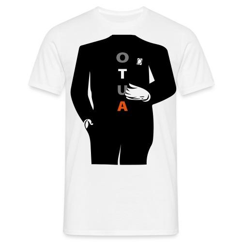 OTUA garnitur pogrzebowy - Koszulka męska