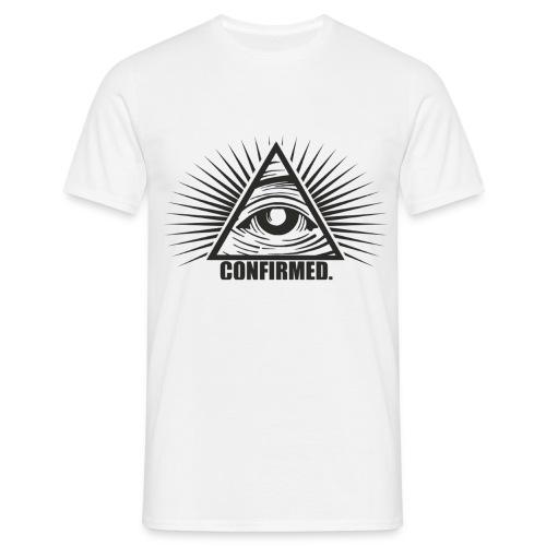 Illuminati - Männer T-Shirt