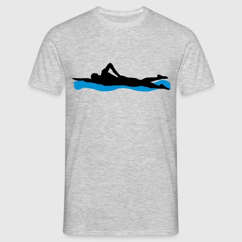 swimming - Koszulka męska