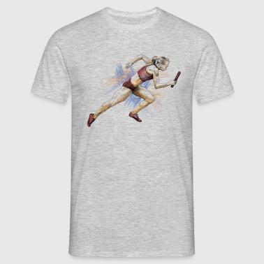 Runner - T-skjorte for menn