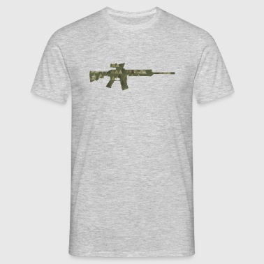 Assault rifle - Männer T-Shirt