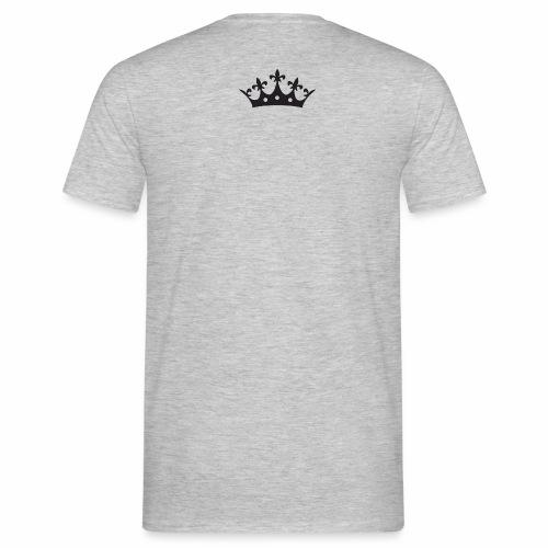 queen annzia crown - Herre-T-shirt