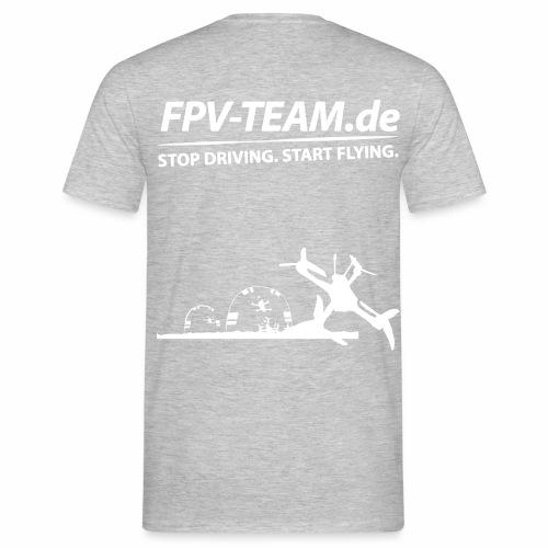 FPV-Team Copter - Männer T-Shirt