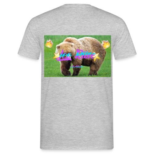 gtrg - T-skjorte for menn