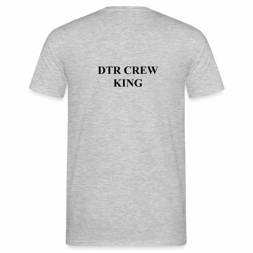 Das King Logo - Männer T-Shirt