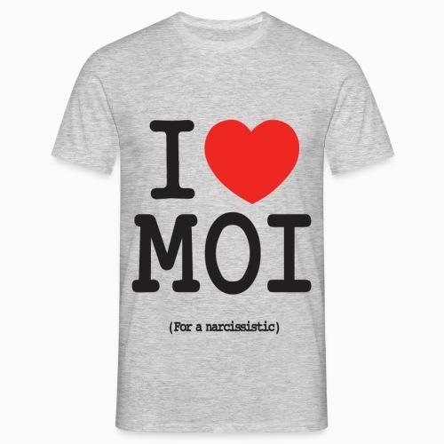 I love moi - T-shirt Homme