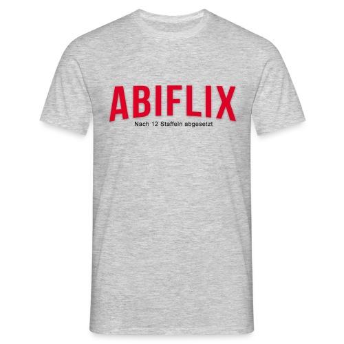 Abiflix GSG 2019 T-Shirts - Männer T-Shirt