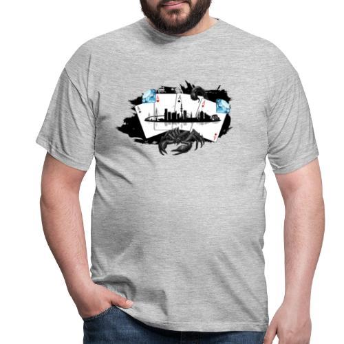 HHskyline - Männer T-Shirt