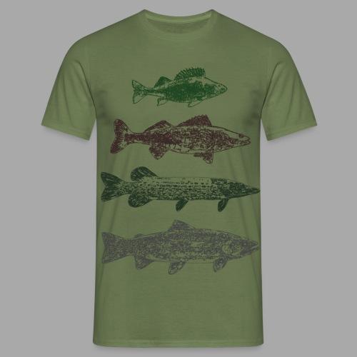 Lake - Miesten t-paita