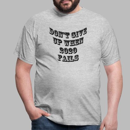 Corona 2020 - T-shirt herr