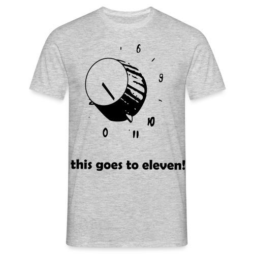 eleven - Männer T-Shirt