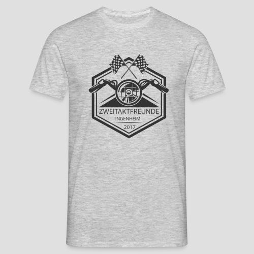 Logo1big png - Männer T-Shirt