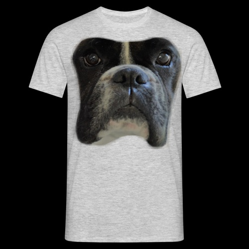boxer big face - Men's T-Shirt