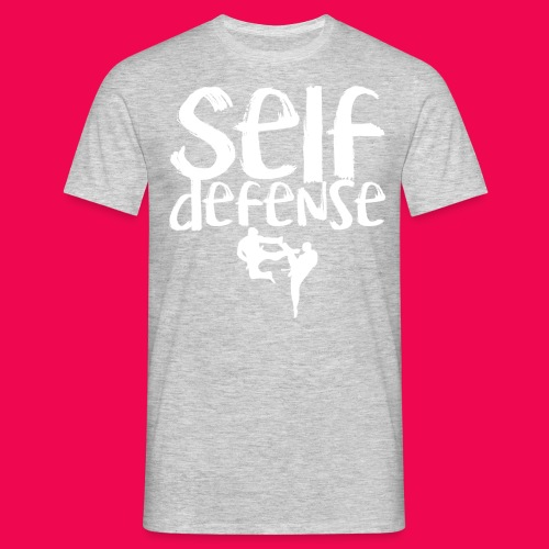 Self Defense 1.0 - Männer T-Shirt