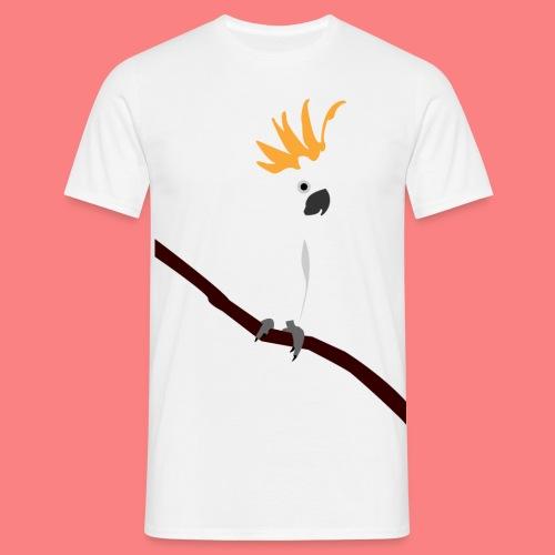 WHITE CACATUA - Maglietta da uomo