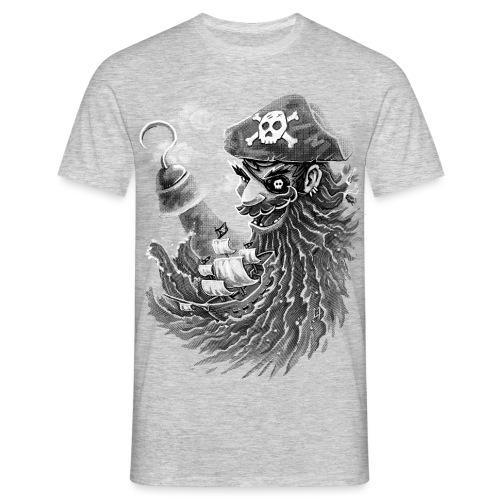 Blackbeard - Men's T-Shirt