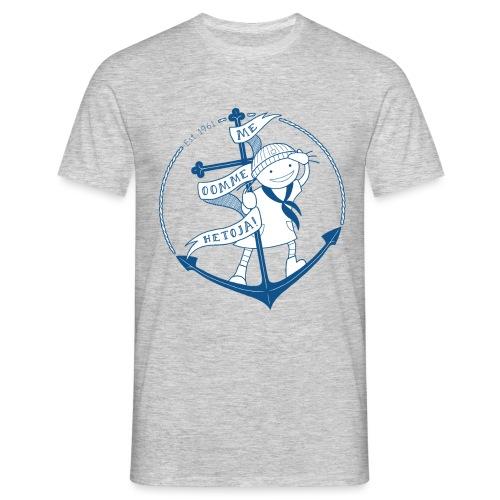 HeTan juhlavuosi - Miesten t-paita