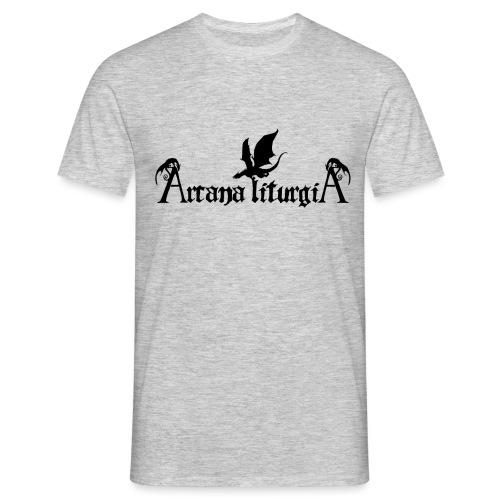 Arcana Liturgia black - T-shirt Homme