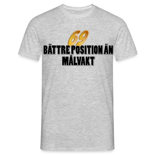 Sandmans merch t-shirt - T-shirt herr