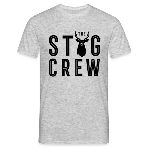 THE STAG CREW - Men's T-Shirt