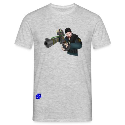 Garry s mod tool gun - T-shirt Homme
