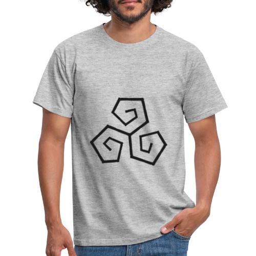 Triskele - Men's T-Shirt