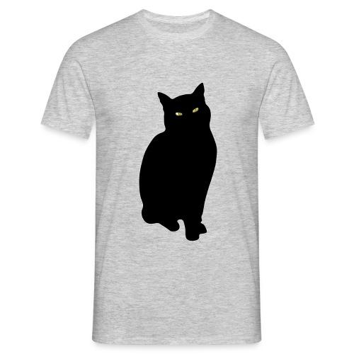cat sreadshirt gif gif - Men's T-Shirt