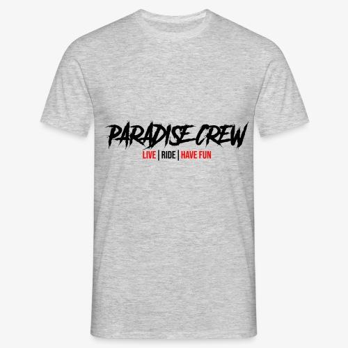 LIVERIDEHAVEFUN - T-shirt Homme